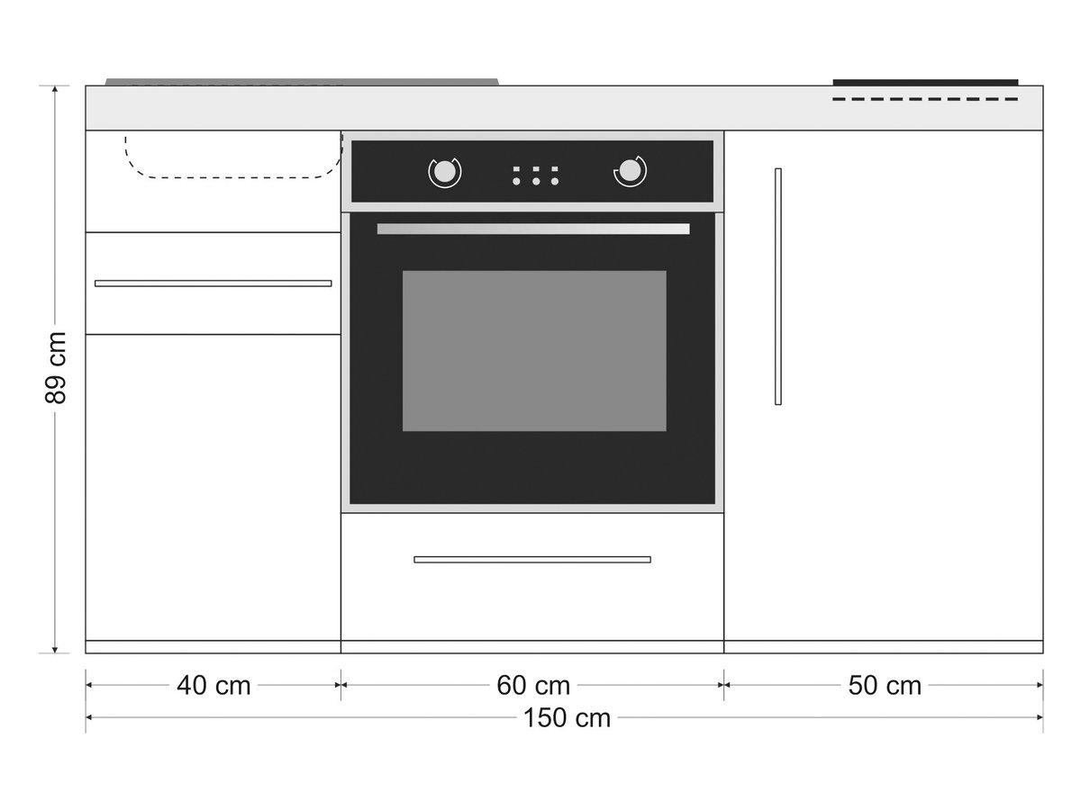 Skizze Küche
