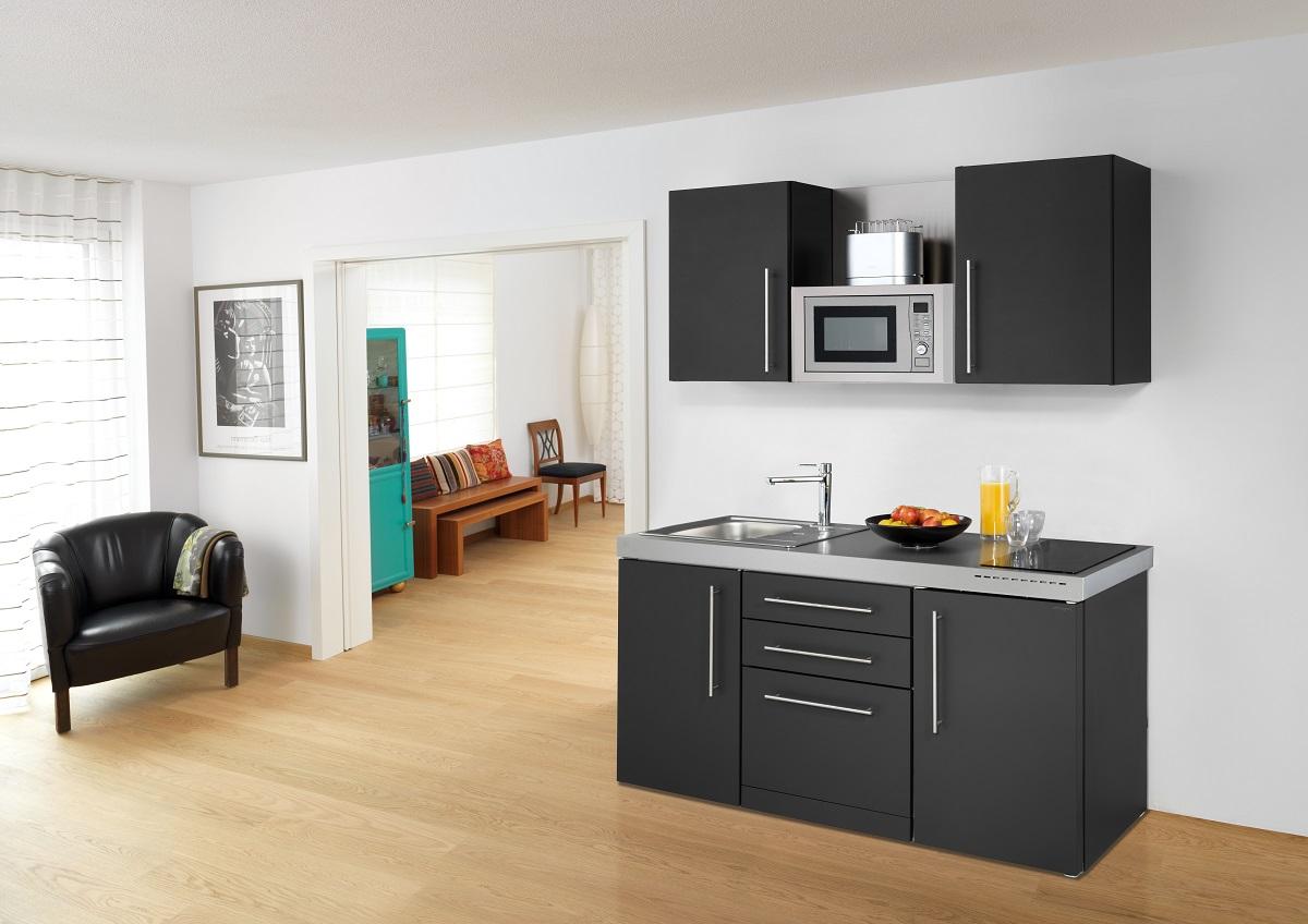 Miniküchen & Möbel aus Metall