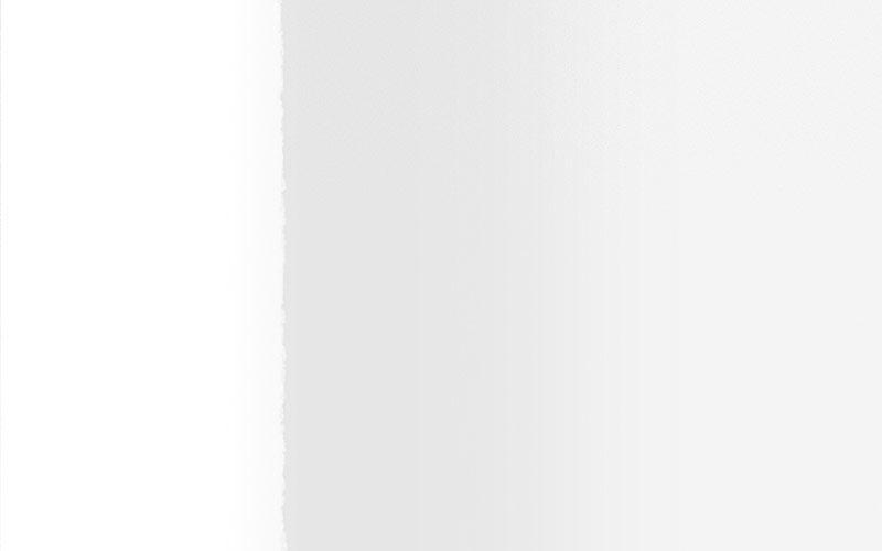 Weiß glänzend