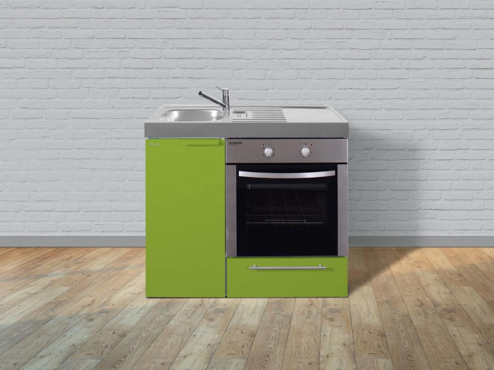 Miniküchen Kitchenline 100cm