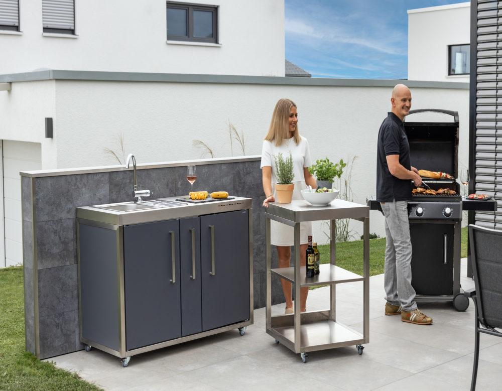 Miniküche Outdoor