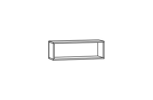 Regal für Spiegelschrank - 45cm