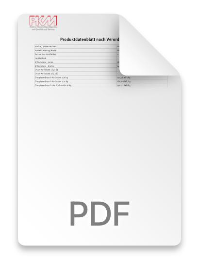 EU-Datenblatt