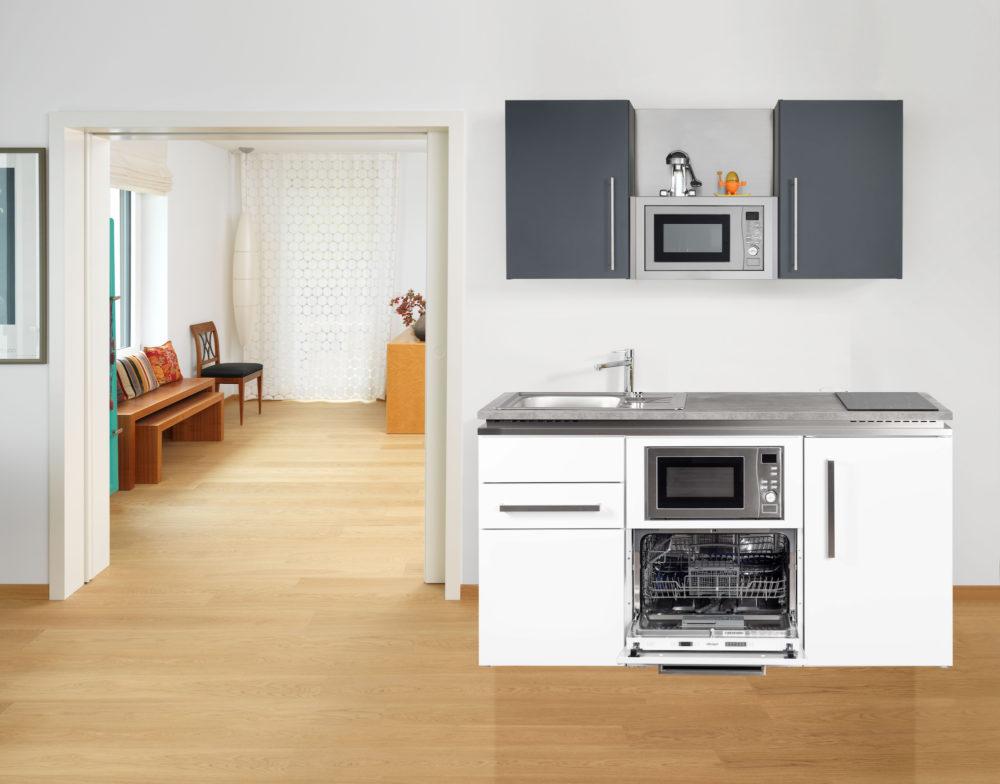Miniküchen Designline 160cm
