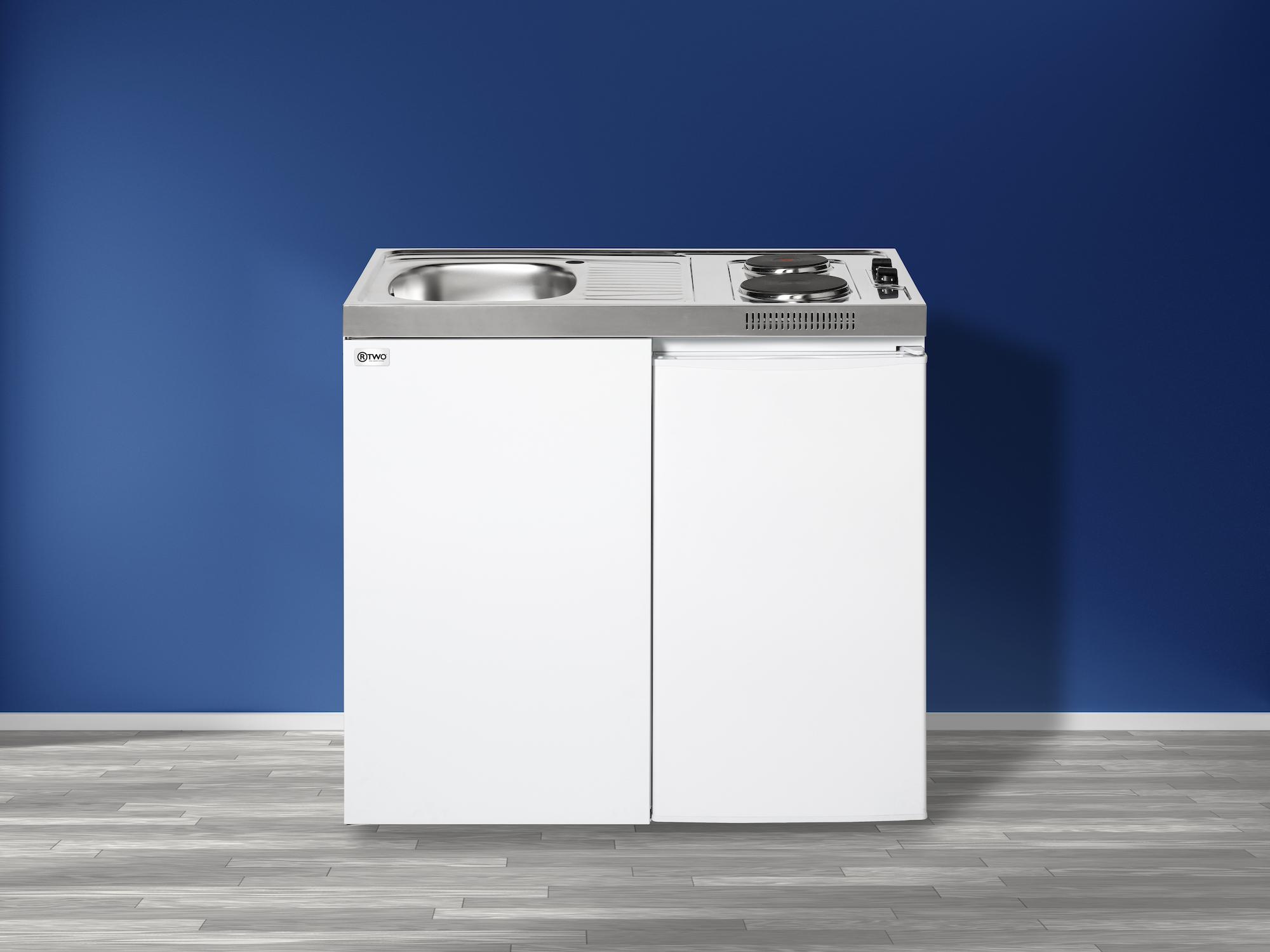 Miniküche R-TWO100 - Elektrokochfeld